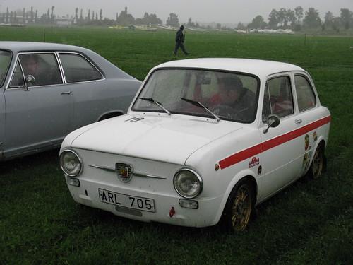 Fiat 850 Abarth Nakhon100 Flickr