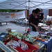 Gourmet Food Vendor at the Downtown Farmer's market