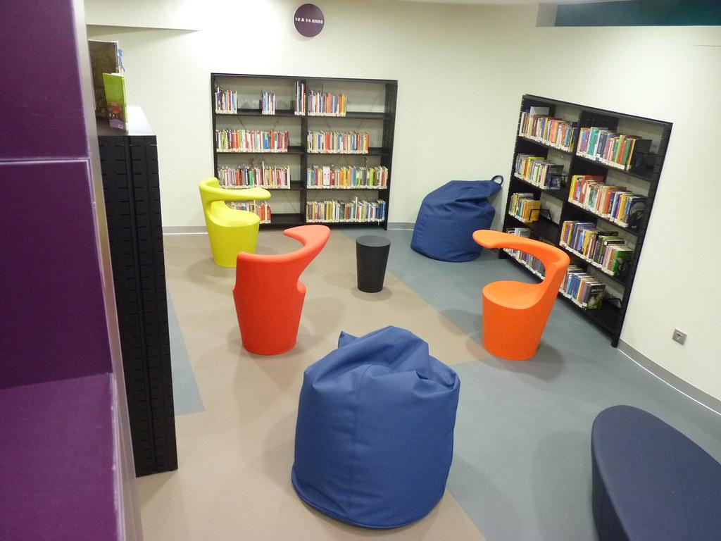 Biblioteca Forum Metropolitano A Coru A Grupo Sutega Flickr # Muebles Sutega Coruna