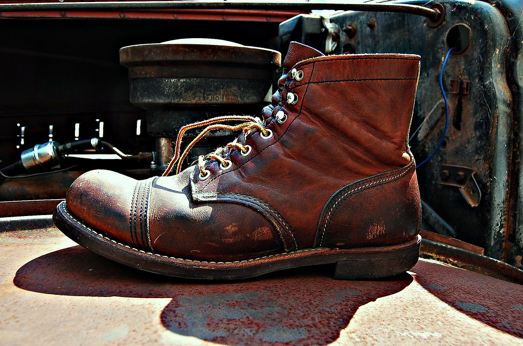 Red Wing Iron Ranger Boot Best Boots Ever Scooter