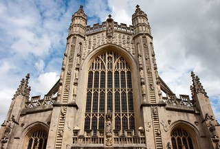 Bath Abbey | by San Diego Shooter