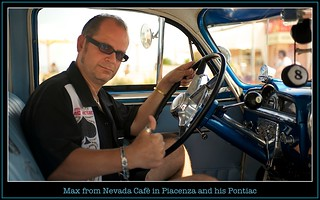 Max from Nevada Cafè and his Pontiac | by Janus Kinase