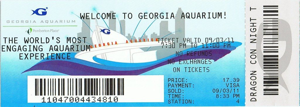 Current Member / Previous Log in. Log in now to expedite your purchase, or gain access to your Georgia Aquarium Member benefits. Members can take advantage of discounted admission to special events, discounts on parking, Aquarium programs and more.