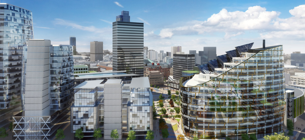 How The Central Manchester Noma Development Could Appear I