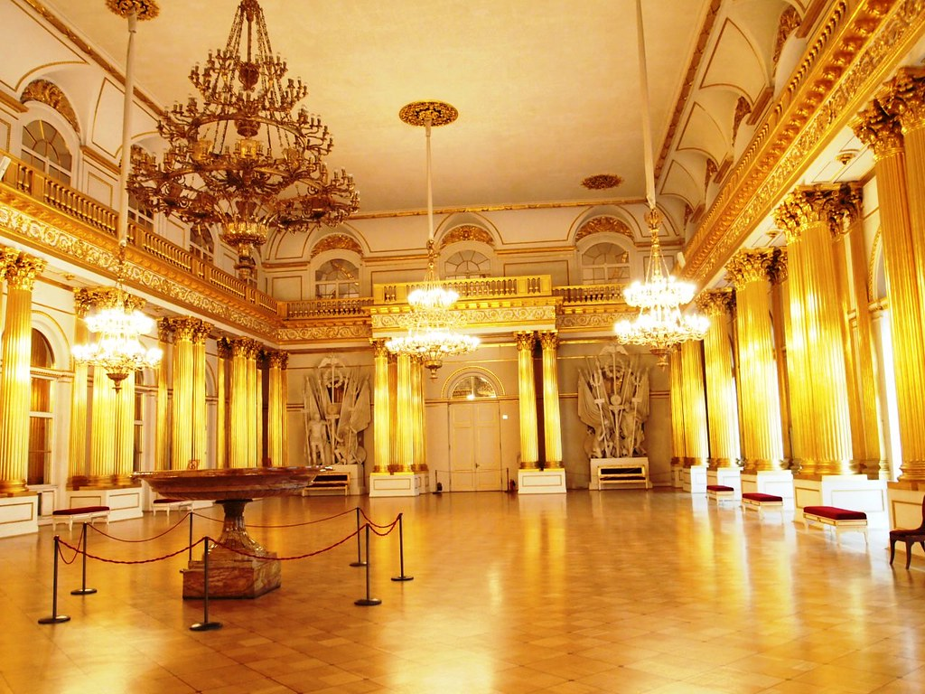 Hermitage Gold Room | Beginner Pleasehumourme | Flickr