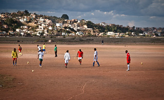 Soccer is everywhere, playing together is part of uman's soul... | by Impressioni di luce