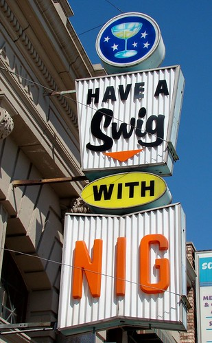 Wi, Wisconsin Dells-WI 16 Nig's Bar Sign | by Alan C of Marion,IN