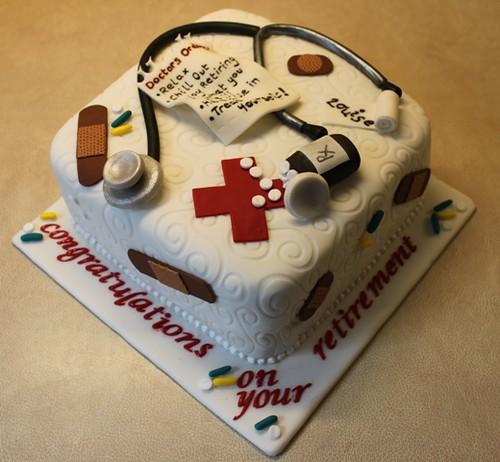 Nurse cake Angels Cupcakes Flickr