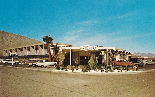 Trinidad Hotel Palm Springs Ca With Quot Dick Rose At The Pian