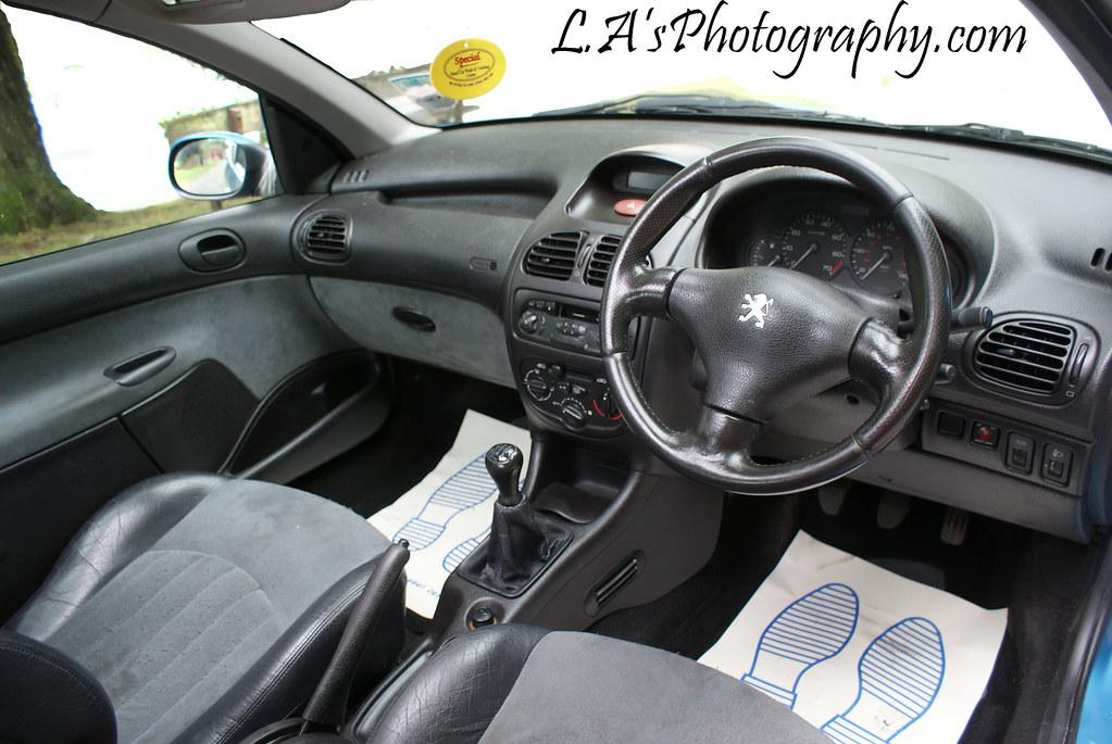 peugeot 206 interior peugeot 206 interior liam andrew