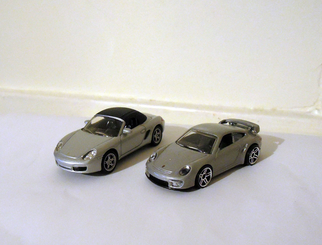 porsche boxster porsche 911 gt2 norev hot wheels sam flickr. Black Bedroom Furniture Sets. Home Design Ideas