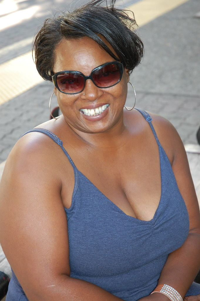 Ebony Black Mature Women