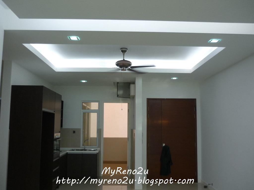 Plaster Ceiling Subang 02 L Box Plaster Ceiling Design