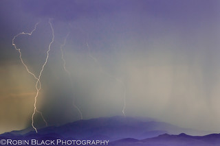 Thor's Valentine (Heart-shaped Lightning Bolt) | by Robin Black Photography