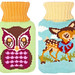 Peter Alexander: Hot Mini Water Bottle
