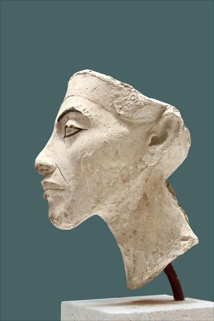 Akhenaton Neues Museum Berlin Flickr Photo Sharing