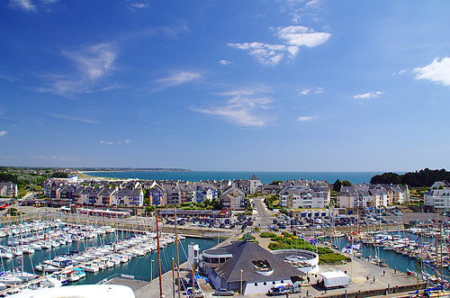 Le port du crouesty le port du crouesty profite d 39 infrastr flickr - Port du crouesty restaurant ...