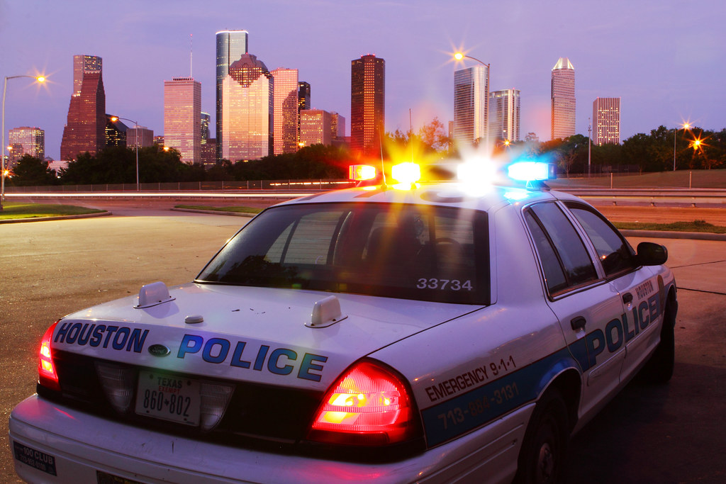Houston police and dating sites