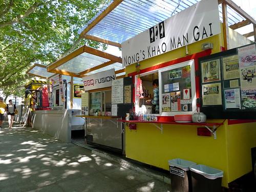 Portland Oregon Food Cart Shut Down Authentic Mexican Food