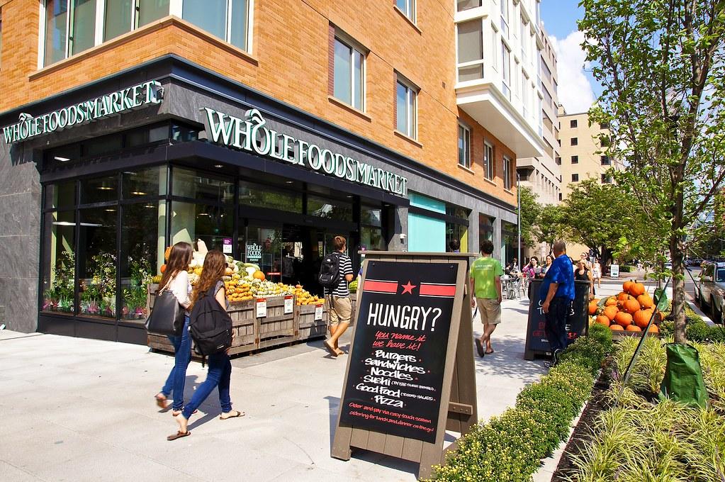 Whole Foods Market Washington Dc