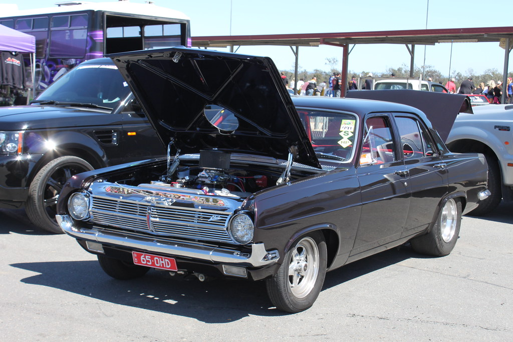 1965 Hd Holden Not Standard But It Was Good To See Such