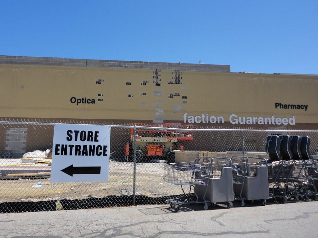 Walmart Undergoing Remodel In Kirkwood Mo Dsc01990 Flickr