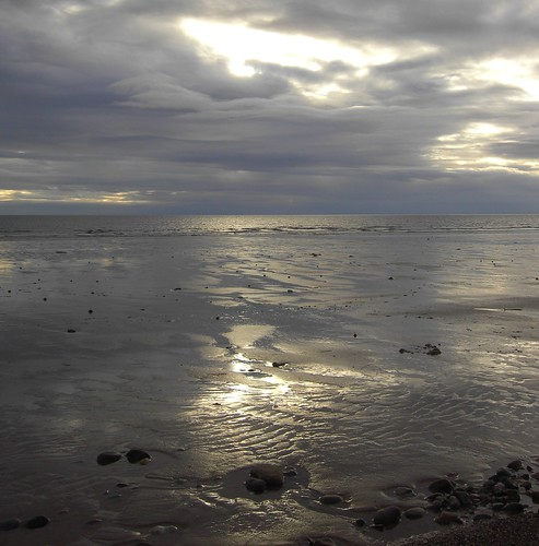 Silver ripples on the beach. | by 'cosmicgirl1960' NEW CANON CAMERA