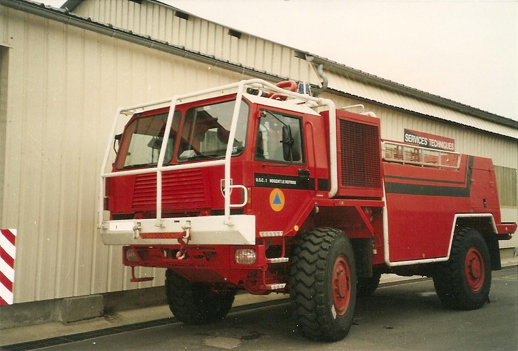 Brimont Apache 4X4 1990 | Sécurité Civile U S C 1 Nogent le ...