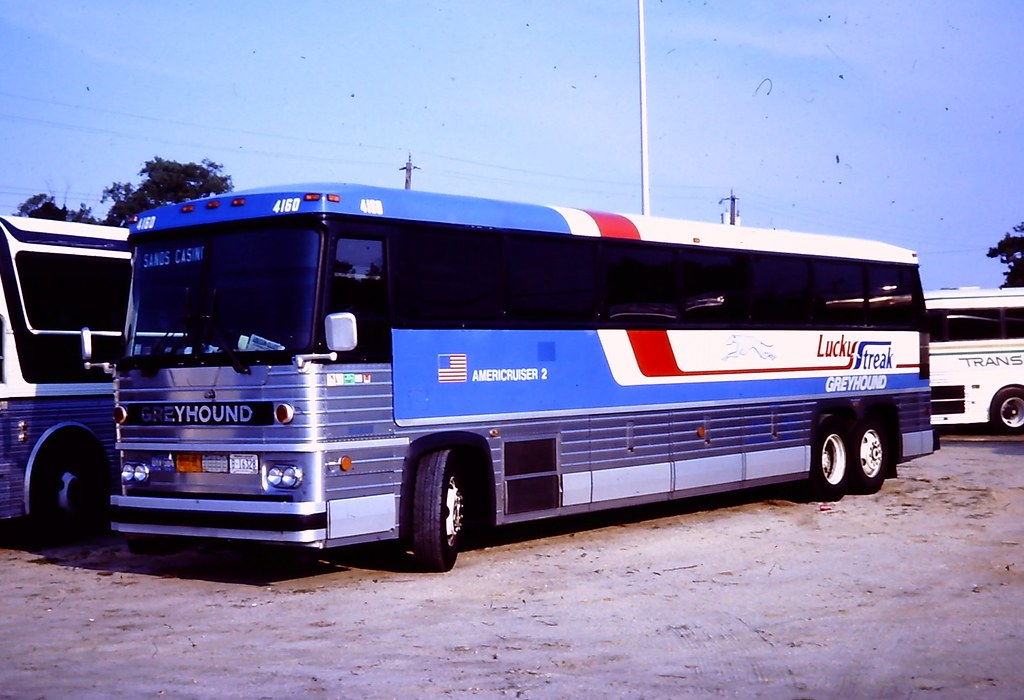 Greyhound Bus In Atlantic City Nj