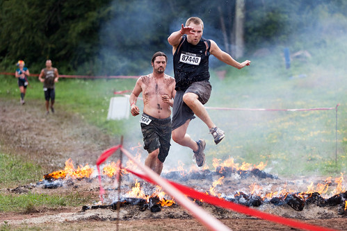 Warrior Dash Northeast 2011 - Windham, NY - 2011, Aug - 27.jpg | by sebastien.barre