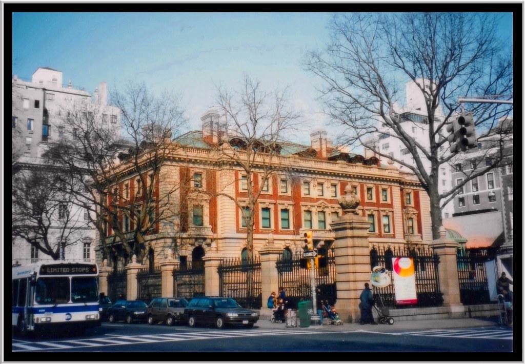 Andrew Carnegie Mansion New York City Ny Film 95 Flickr