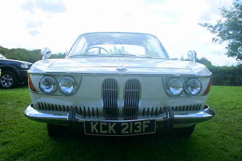 BMW 2000 CS | by Kingsdude/Dave