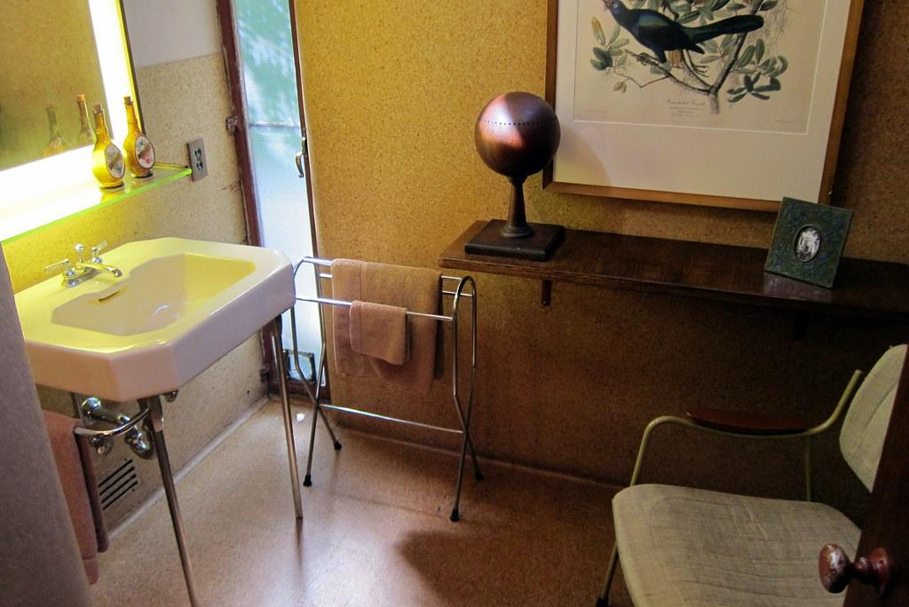 Pa Mill Run Fallingwater Guest House Bathroom Flickr