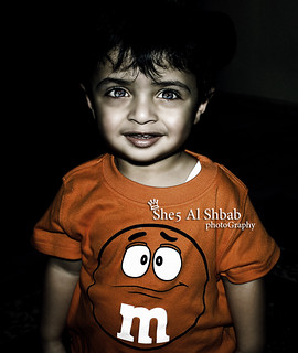 smile or cry  ♥ | by She5 Al Shbab →