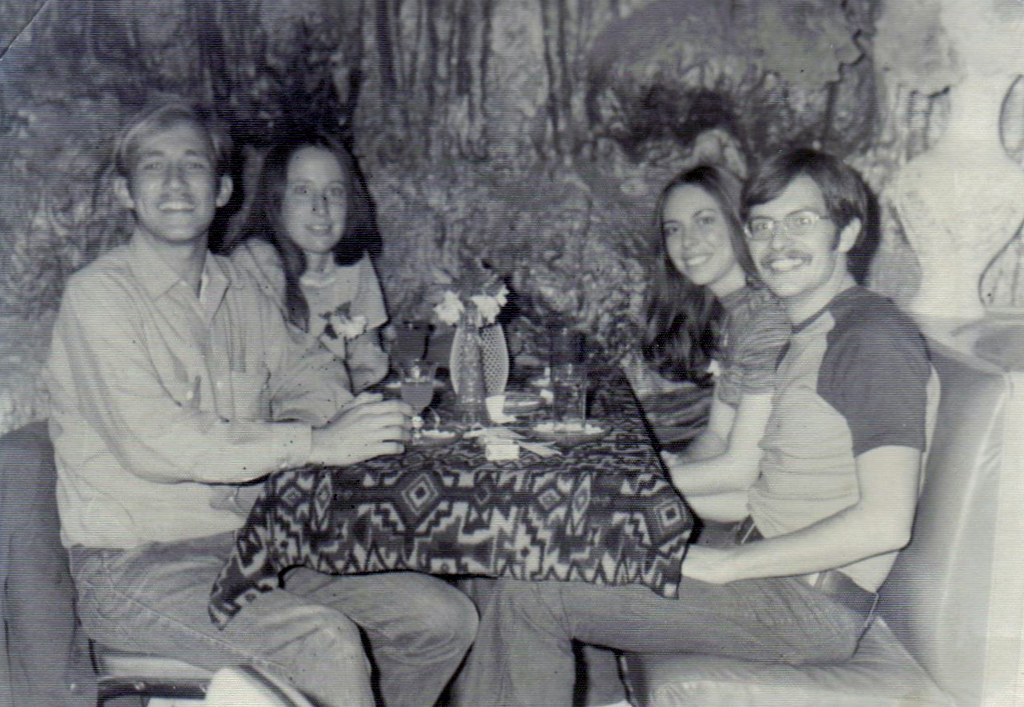 1973 Juarez Mexico Caverns Of Music Bar The Other Guy