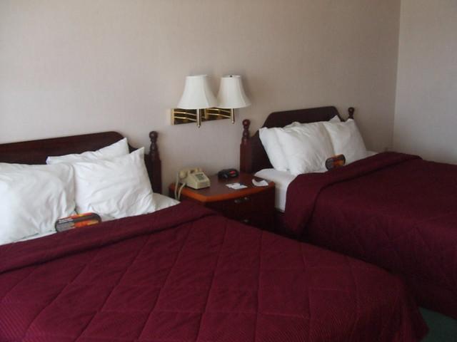 Comfort Inn Beds