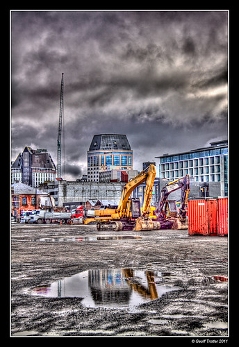 Christchurch Earthquake - Gray Day | by Geoff Trotter