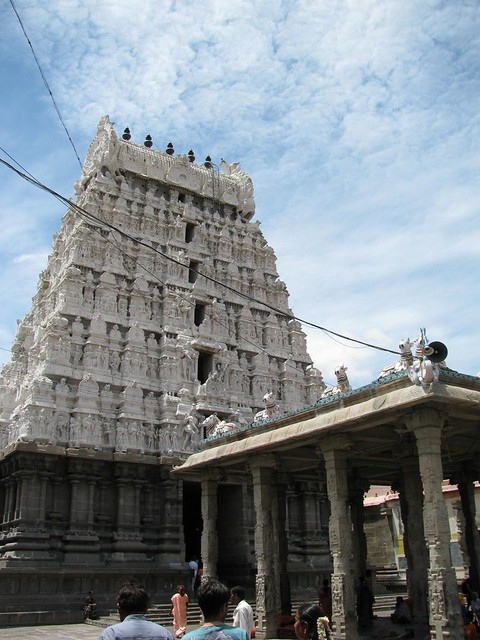 Arunachalam Temple (Tiruvannamalai ) | Flickr - Photo Sharing!  Arunachalam Tem...