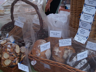 Freshly Baked Bread at the Gainesville's Downtown Farmers Market | by Visit Gainesville