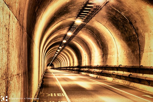 Marin Headlands Tunnel [HDR] | by T bias