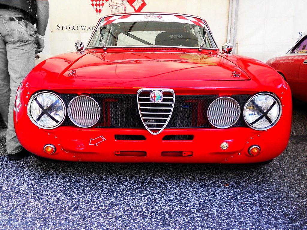 Alfa romeo 2000 gta bertone coupe 1971 10th stadtpark re flickr - Alfa romeo coupe bertone a vendre ...