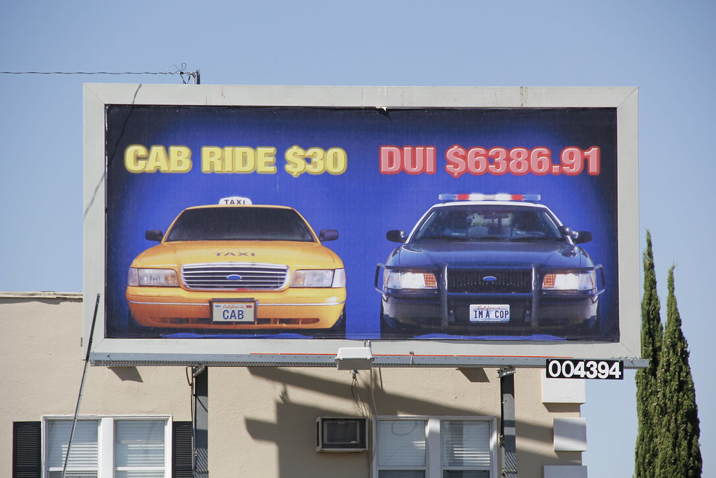 DUI Billboard | Your choice. | Adam Liang | Flickr