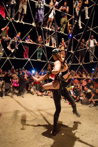 Burning Man 2011 - Death Guild Thunderdome | by y3rdua