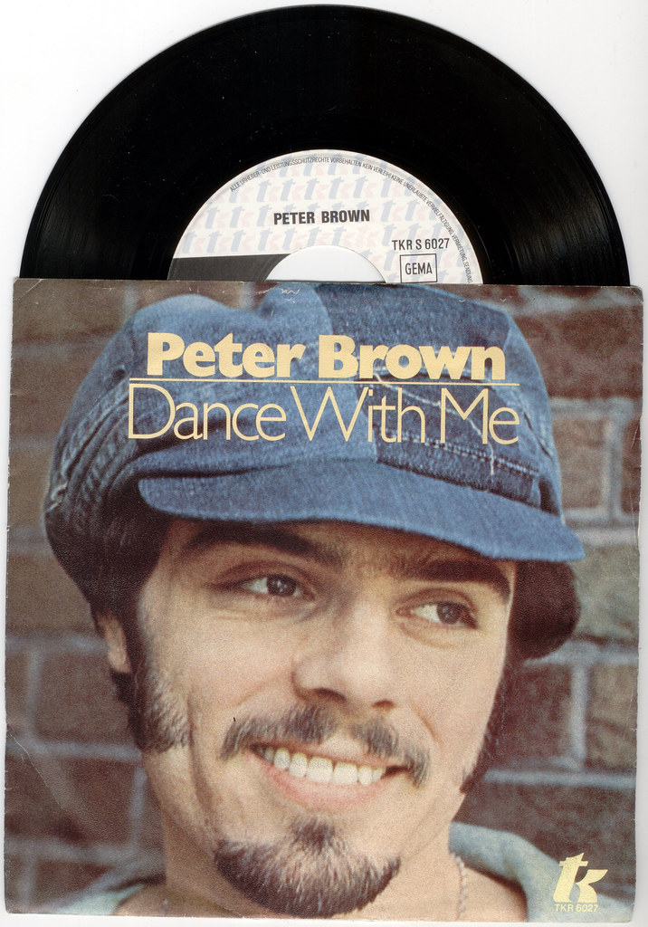 With Me Nail 香川県高松市爪を育てるネイルサロン: Peter Brown Dance With Me B/w For Your Love