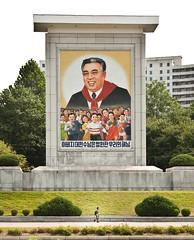 Eternal President Kim Il Sung and Children