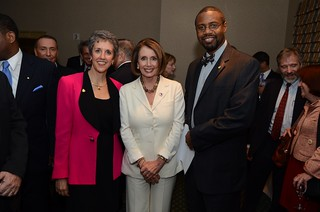 ADA Banquet Dinner Honoring Leader Pelosi | by Congresswoman Lynn Woolsey