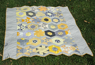 Hexagon Front | by MyFabricObsession