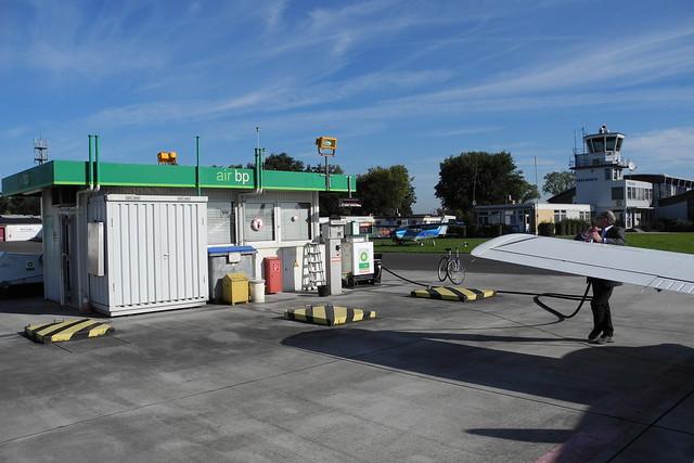 fuel station at egelsbach airport flickr photo sharing. Black Bedroom Furniture Sets. Home Design Ideas