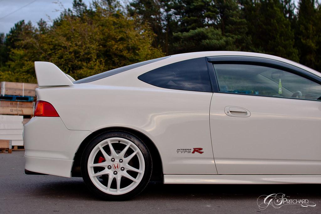 Honda Integra Type R Dc5 George Pritchard Flickr