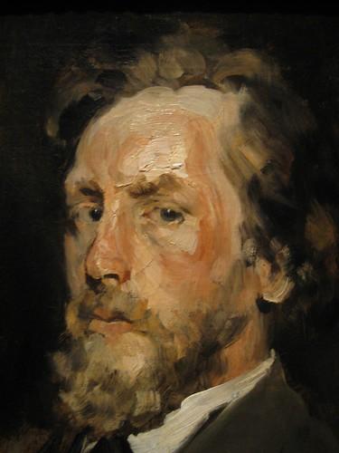 William Merritt Chase, Portrait of a Man | Kerry O'Neill ...